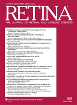 Retina the journal of retinal and vitreous diseases