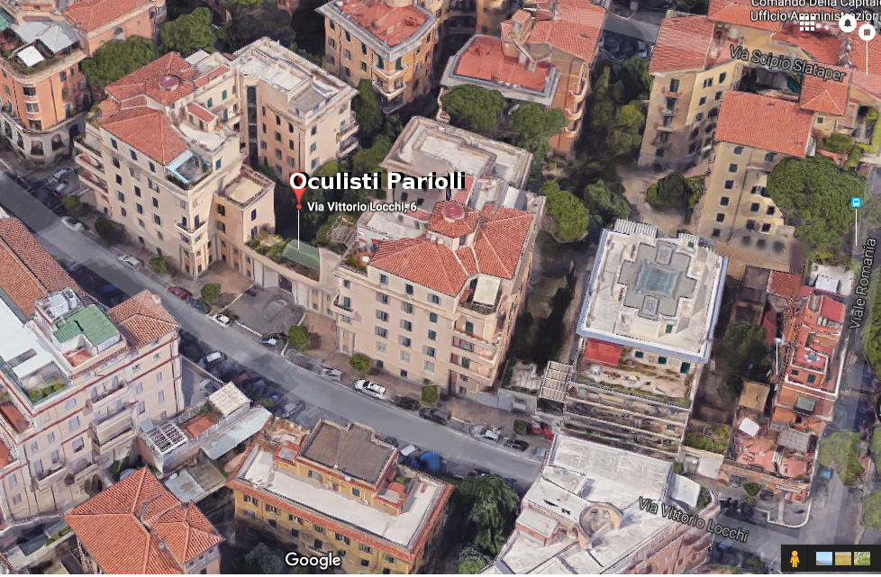 Oculisti Parioli Via Locchi 6 00197 Roma