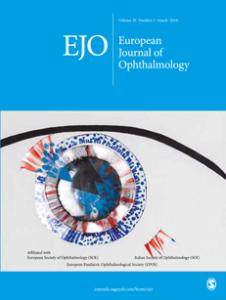 Europian Journal of Ophtalmology 2018 28 - EyeMax