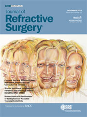 Journal of Refractive Surgery November 2018